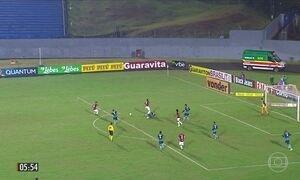 Confira gols dos jogos que abriram a rodada da Série B do Brasileirão
