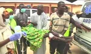Três ataques terroristas na Nigéria deixam 27 mortos e 83 feridos