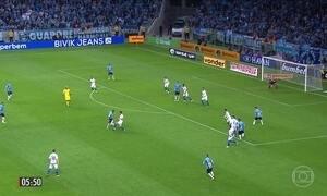 Grêmio vence o Cruzeiro pela Copa do Brasil