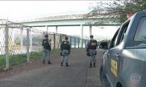 Força Nacional deve reforçar a segurança na Ponte da Amizade durante os próximos 6 meses