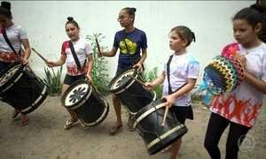 Projeto social leva cultura para 50 crianças e jovens de Fortaleza