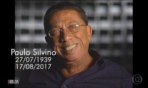 Mundo do humor chora a morte de Paulo Silvino