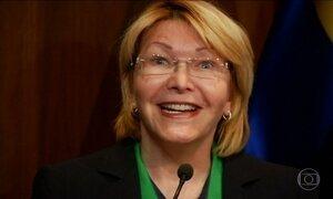 Procuradora-Geral da Venezuela e o marido fogem para a Colômbia