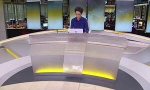 Jornal Hoje - Edição de sábado, 19/8/2017