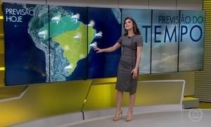 Previsão do tempo alerta para rajadas de vento entre São Paulo e Espírito Santo