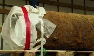 Bomba da Segunda Guerra é descoberta em Frankfurt, na Alemanha