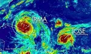 Governo americano alerta que Furacão Irma pode devastar também sul dos Estados Unidos