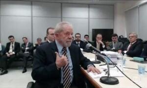 Lula chama Palocci de mentiroso em depoimento ao juiz Sérgio Moro