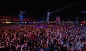 Rock in Rio leva multidão no primeiro fim de semana de festival