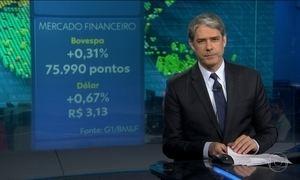 Principal índice da bolsa de SP atinge quinto recorde em uma semana