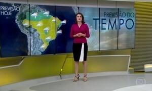 Máxima prevista é de 34°C em Goiânia
