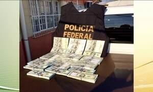 PF encontra quase R$ 1 milhão em caminhonete apreendida há mais de dois meses
