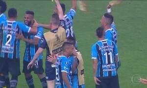 Grêmio conquista vaga nas semifinais da Libertadores