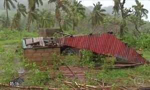 Furacão Maria provoca a morte de 31 pessoas pelo Caribe