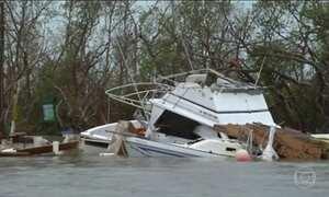 Furacão Maria já deixou trinta e dois mortos no Caribe e quinze em Porto Rico