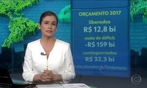 Governo libera R$ 13 bilhões para gastos de ministérios e órgãos públicos