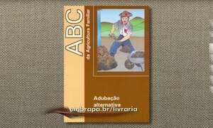 Livro da Embrapa ensina a produzir adubo orgânico