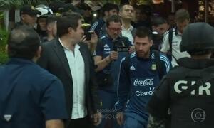 Eliminatórias chegam à última rodada com Argentina correndo risco de ficar fora da Copa