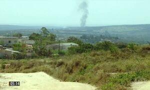 Explosão em fábrica de fogos de artifício provoca a morte de duas pessoas em MG