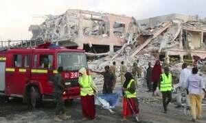 Ataque terrorista deixa pelo menos 276 mortos e mais de 350 feridos na Somália