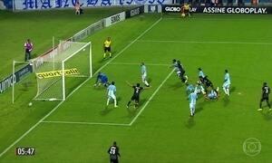 Botafogo arranca empate contra o Avaí em SC