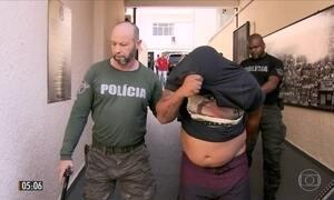 Polícia prende chefe de quadrilha de SP acusado de fornecer fuzis a facção do RJ