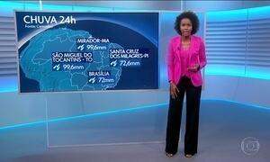 Confira a previsão do tempo para quinta-feira (9) em todo o país