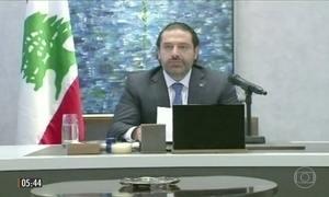 Suposta ameaça de atentado provoca renúncia de primeiro-ministro do Líbano