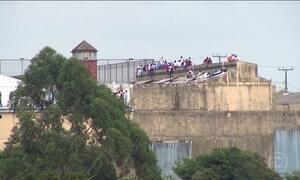 Rebelião em Penitenciária de Cascavel termina depois de 43 horas