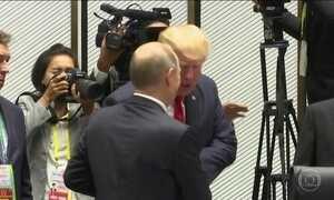 Presidentes de EUA e Rússia confirmam decisão de derrotar o Estado Islâmico