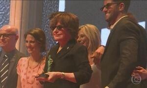 Globonews recebe Prêmio Caboré na categoria veículo de comunicação