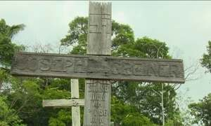 Sepultura perdida em vilarejo do Amapá guarda história secreta do nazismo