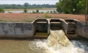 Retirada de água dos rios para irrigação é investigada em Goiás