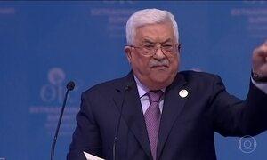 Presidente da Turquia faz apelo para reconheçam Jerusalém como capital palestina