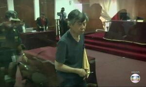 Ex-presidente do Peru Alberto Fujimori é transferido da cadeia para hospital