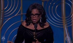 Globo de Ouro tem protesto contra assédio sexual e desigualdade de gênero