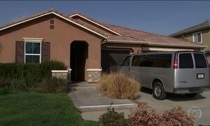 Casal é preso por manter 13 filhos em cativeiro nos EUA