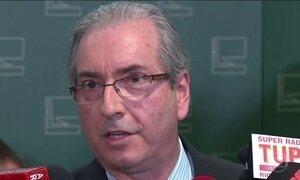 MP pede pena de 386 anos de prisão para Eduardo Cunha