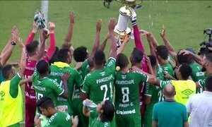 Chapecoense é indicada ao Prêmio Laureus, um dos mais importantes do esporte mundial