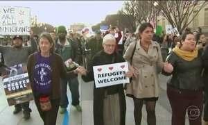 Oposição exige acordo sobre imigração ilegal nos EUA