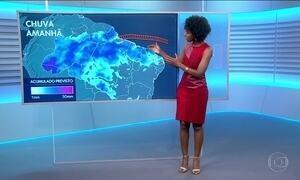 Confira a previsão do tempo para a terça-feira (23) em todo país
