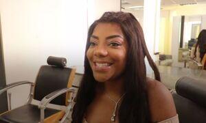 Ludmilla comenta altura e revela sonho de gravar com Rihanna e Beyoncé