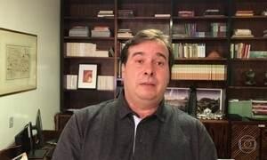 Rodrigo Maia diz que fevereiro é o limite para aprovar a Reforma da Previdência
