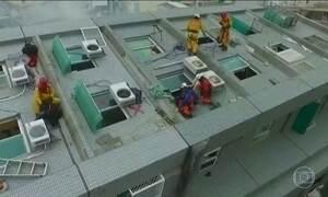 Número de mortos em terremoto em Taiwan sobe para sete