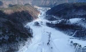 Cidade de PyeongChang se prepara para frio recorde em Olimpíadas de Inverno
