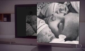 Filhas gêmeas de Ivete Sangalo nascem em Salvador
