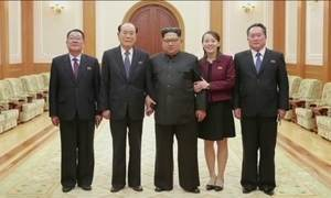 Ditador norte-coreano diz que é importante manter diálogo com o sul