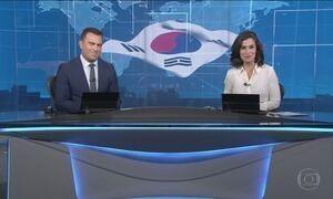 Jornal Nacional - Íntegra 14 Fevereiro 2018