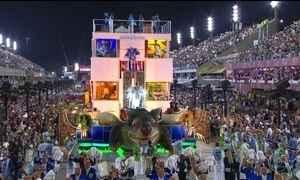 Beija-Flor vence carnaval carioca pela 14ª vez