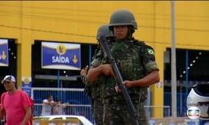 Forças Armadas atuaram recentemente na segurança pública de outros estados